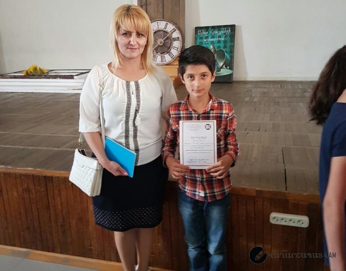 Պատանի մաթեմատիկոս 2016