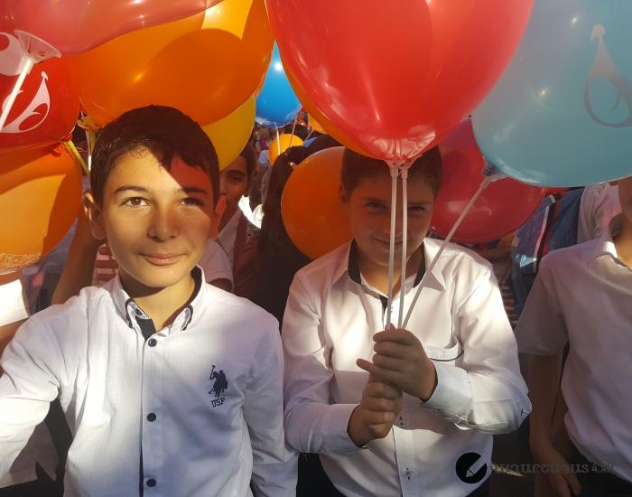 Նախատոնական միջոցառումներ նվիրված ՀՀ անկախության 25 ամյակին