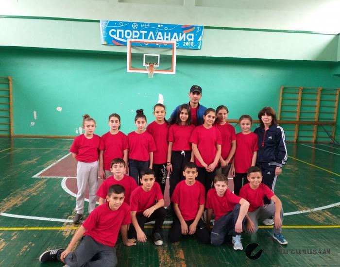 Միջդպրոցական մրցույթ 2018